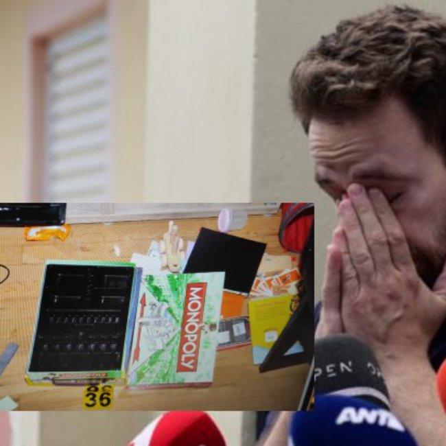 Ντοκουμέντο: Η λάθος σκηνοθεσία με την «Monopoly» στην οποία ο 33χρονος ισχυρίστηκε ότι είχε κρύψει χρήματα - ΦΩΤΟ