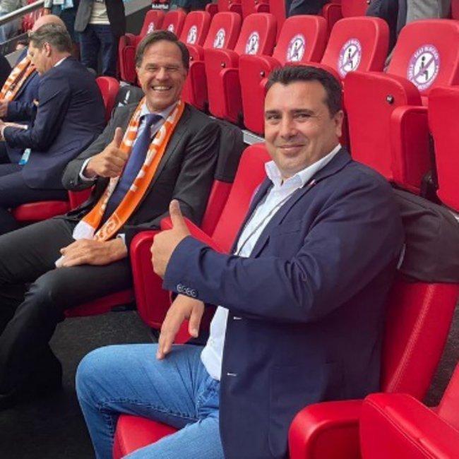 Πρόκληση Ζάεφ: Έκανε αναρτήσεις στα social media αναφερόμενος στην «ποδοσφαιρική ομάδα της Μακεδονίας»