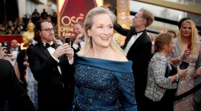 H Meryl Streep γίνεται 72 και δεν σταματά να μας εκπλήσσει