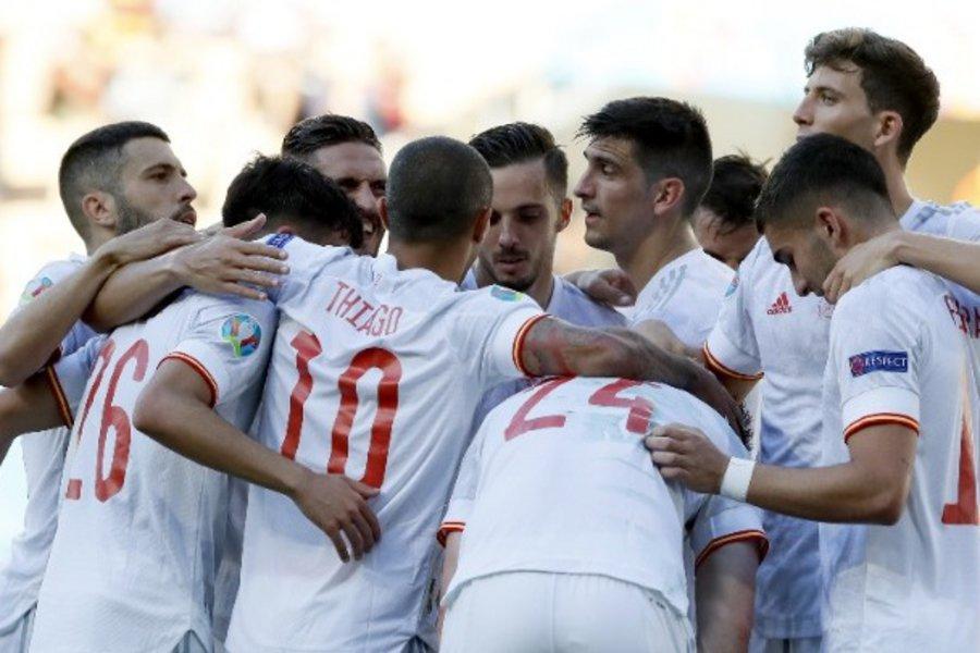 «Ξέσπασε» με... πεντάρα η Ισπανία - Δείτε γκολ και highlights
