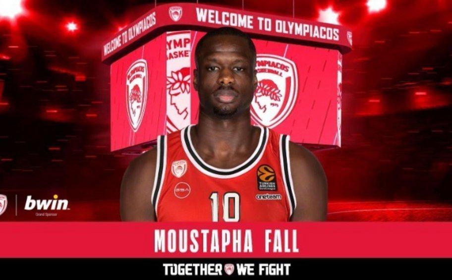Φολ: «Είμαι ενθουσιασμένος με την πρόκληση του Ολυμπιακού»