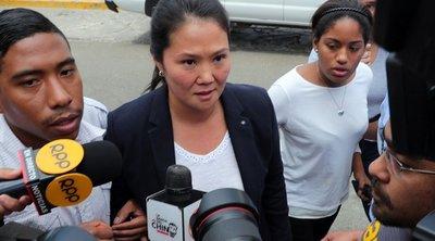 Προεδρικές εκλογές στο Περού: Η ομάδα της Κέικο Φουχιμόρι επιμένει να καταγγέλλει «νοθεία»