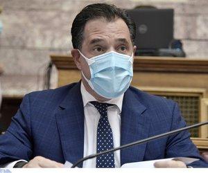 Θετικός στον κορωνοϊό ο Άδωνις Γεωργιάδης - Το μήνυμα στο Twitter