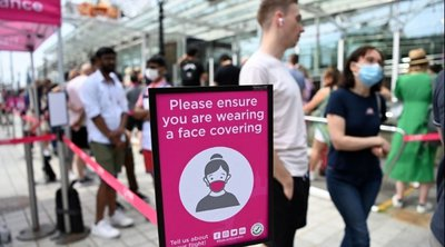 Βρετανία-κορωνοϊός: Λιγότεροι άνθρωποι θα μπαίνουν στο εξής σε καραντίνα, εφόσον ήρθαν σε επαφή με επιβεβαιωμένο κρούσμα