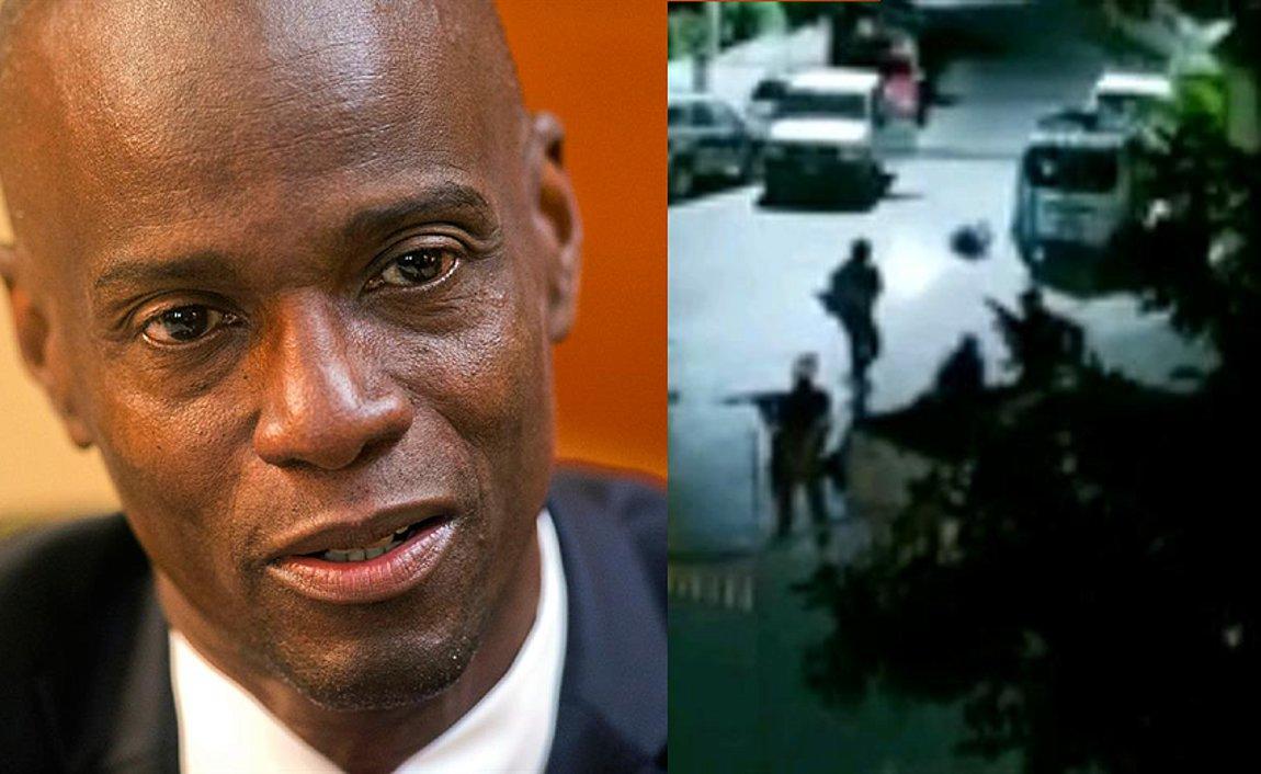 Βίντεο-ντοκουμέντο από τη δολοφονία του Προέδρου της Αϊτής - Επαγγελματίες μισθοφόροι οι δολοφόνοι | ενότητες, κόσμος | Real.gr