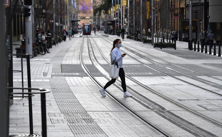 Αυστραλία-κορωνοϊός: Η Μελβούρνη προετοιμάζεται για νέες διαδηλώσεις κατά του lockdown - Αυξάνεται ο αριθμός των κρουσμάτων