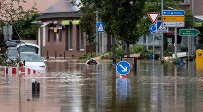 Γερμανία: Να συμπεριληφθεί η προστασία του κλίματος στο Σύνταγμα ζητά η Ομοσπονδιακή Υπηρεσία Περιβάλλοντος μετά τις πλημμύρες