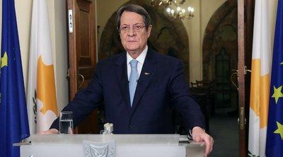 Στην Θεσσαλονίκη τη Δευτέρα ο Nίκος Αναστασιάδης