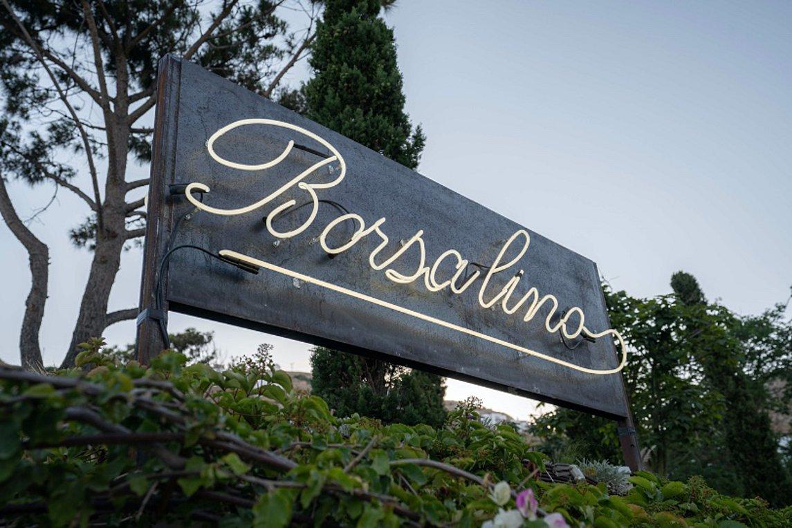 Borsalino @ Nammos Village