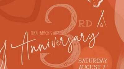 Γενέθλια για το πολυτελές Nikki Beach Resort & Spa Santorini