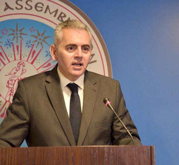 Μ. Χαρακόπουλος στη Γ.Σ. της ΔΣΟ: Να χαρτογραφήσουμε τις χριστιανικές συντεταγμένες της Ευρώπης