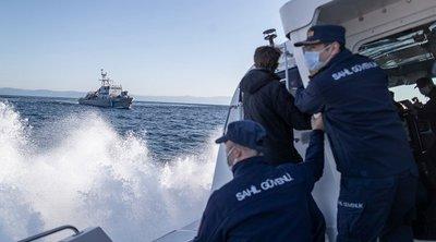 37 άνθρωποι διασώθηκαν από το πλοιάριο που βυθίστηκε στις νότιες ακτές της Τουρκίας