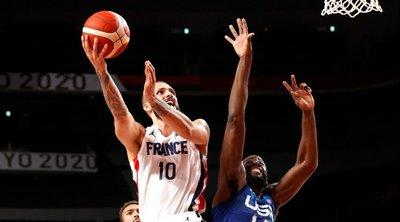 Ολυμπιακοί Αγώνες: Η Γαλλία... ξαναέκανε την έκπληξη απέναντι στις ΗΠΑ - ΒΙΝΤΕΟ