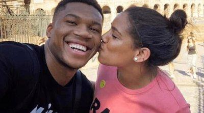 Το συγκινητικό post της Mariah Riddlesprigger για τον σύζυγο της Γιάννη Αντετοκούμπο μετά την κατάκτηση του πρωταθλήματος