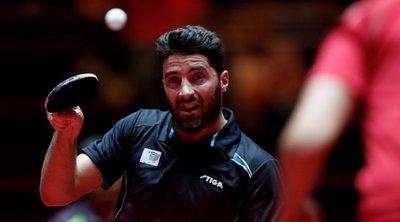 Ολυμπιακοί Αγώνες-Γκιώνης: «Δεν κινδύνεψα με τον Σαλέχ, τώρα θα χρειαστώ υπέρβαση»