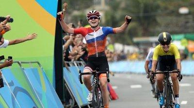 Ολυμπιακοί Αγώνες-Ποδηλασία δρόμου: Το χρυσό η Κιεζενόφερ