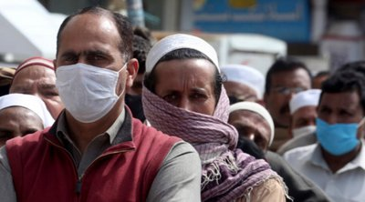 Πακιστάν-κορωνοϊός: Πάνω από 2.800 κρούσματα, 45 θάνατοι σε 24 ώρες