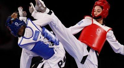 Ολυμπιακοί Αγώνες: Συνεχίζει στα ρεπεσάζ η Τζέλη