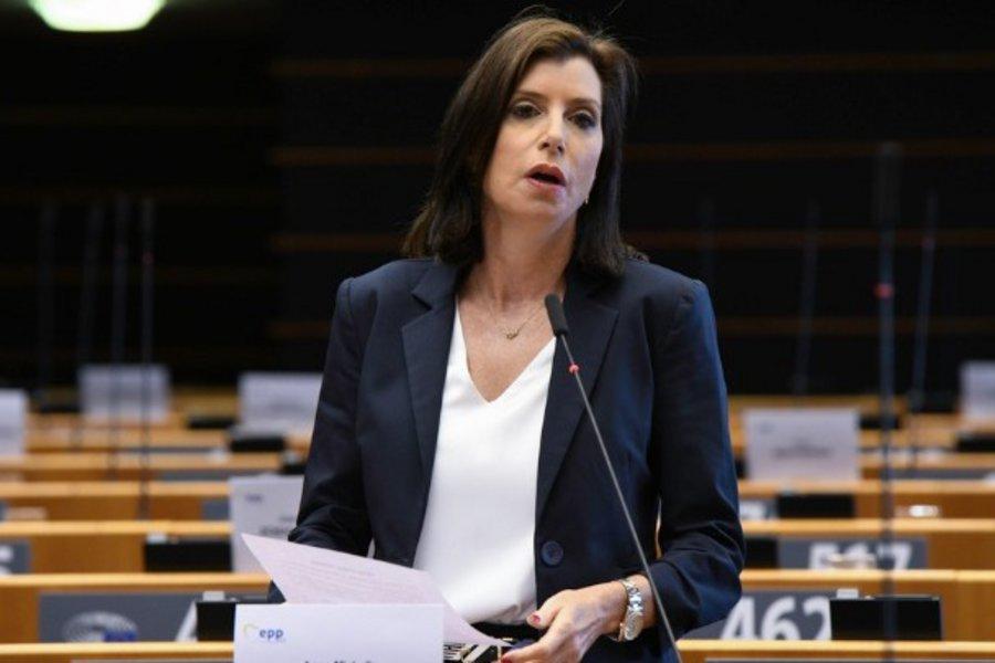 Άννα Μισέλ Ασημακοπούλου: Περισσότερη αλληλεγγύη και ενότητα στις μελλοντικές μεγάλες κρίσεις (audio)