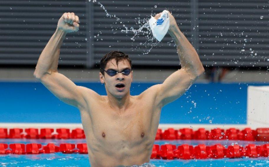 Oλυμπιακοί Αγώνες: Πρώτο χρυσό στην πισίνα για τη Ρωσία μετά από 25 χρόνια - ΒΙΝΤΕΟ