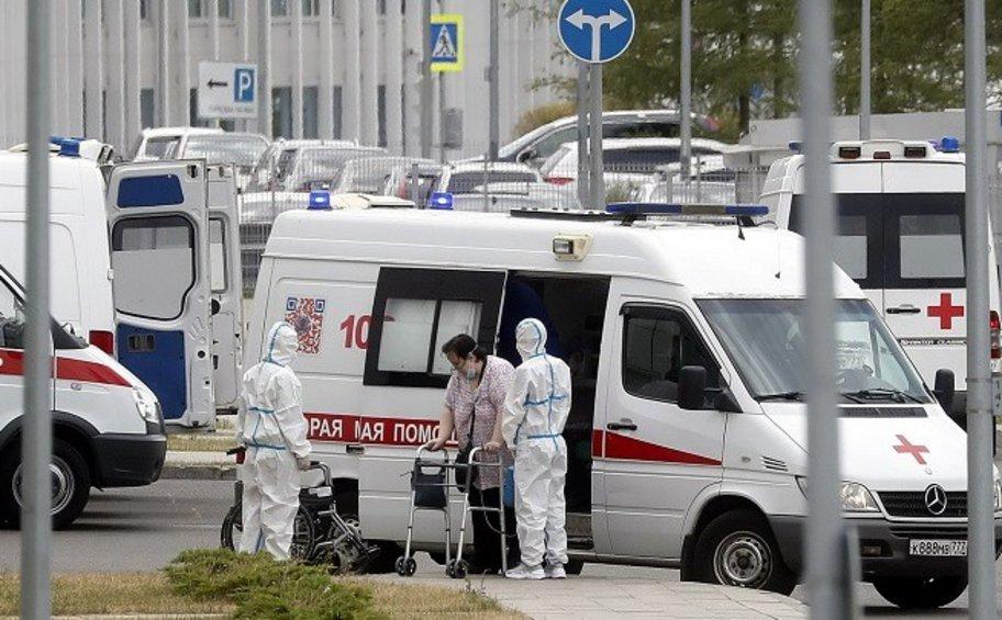 Ρωσία-κορωνοϊός: Καταγράφηκαν κρούσματα του υποστελέχους της παραλλαγής Δέλτα