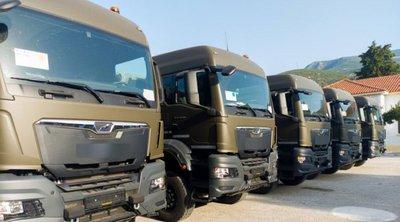 ΓΕΣ: Προμήθεια 5 βαρέων οχημάτων Μηχανικού - ΦΩΤΟ