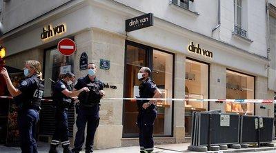 Ληστεία με λεία 2 εκατ. ευρώ σε κοσμηματοπωλείο της εταιρείας Dinh Van
