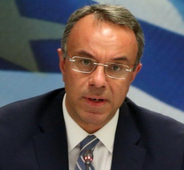 Χρ. Σταϊκούρας: «Η ελληνική οικονομία θα ανακάμψει φέτος ταχέως και ισχυρά»