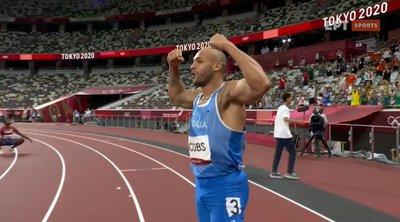 Ολυμπιακοί Αγώνες - 100μ. ανδρών : «Χρυσός» ο Ιταλός Τζέικομπς - Έσπασε το ρεκόρ της Ευρώπης - ΒΙΝΤΕΟ