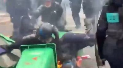 Γαλλία: Συνεχίζονται οι διαδηλώσεις κατά του «πράσινου πάσου» - Σημειώθηκαν βίαια επεισόδια - ΒΙΝΤΕΟ