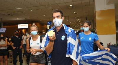 Ολυμπιακοί Αγώνες - Ντούσκος για το χρυσό: «Προσπαθούσα πέντε χρόνια...» - ΒΙΝΤΕΟ