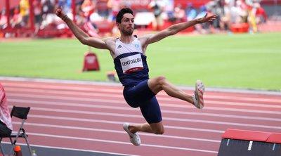 Ολυμπιακοί Αγώνες: Οι πρώτες δηλώσεις του Τεντόγλου μετά το χρυσό άλμα στα 8,41 μ - ΒΙΝΤΕΟ