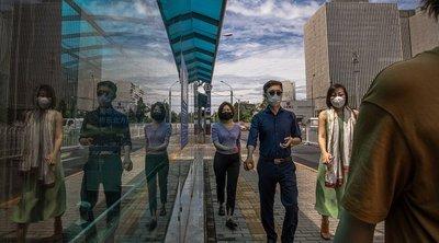 Κορωνοϊός-Κίνα: Σχεδόν εκατό κρούσματα σε 24 ώρες