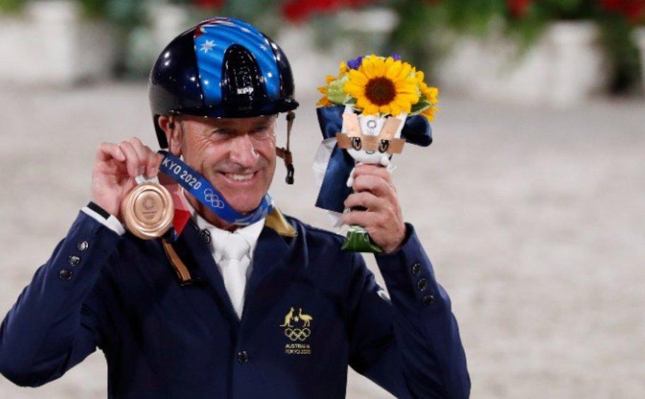 Ολυμπιονίκης... ετών 62