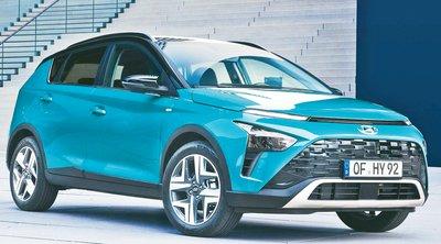 Hyundai Bayon 1.0 100 iMT 48V Hybrid: Ευρωπαϊκό επίπεδο