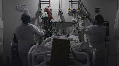 Κορωνοϊός: Σχεδόν 557.000 έφτασαν οι νεκροί της πανδημίας στη Βραζιλία