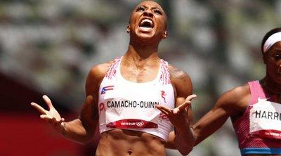 Ολυμπιακοί Αγώνες: «Χρυσή» η Καμάτσο-Κουίν στα 100μ. εμπόδια - ΒΙΝΤΕΟ