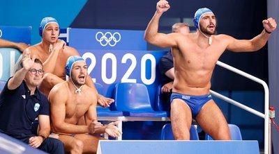 Ολυμπιακοί Αγώνες-Πόλο: Το Μαυροβούνιο αντίπαλος της Ελλάδας στα προημιτελικά