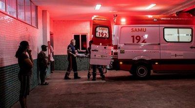 Βραζιλία-κορωνοϊός: 373 θάνατοι, πάνω από 15.600 κρούσματα σε 24 ώρες