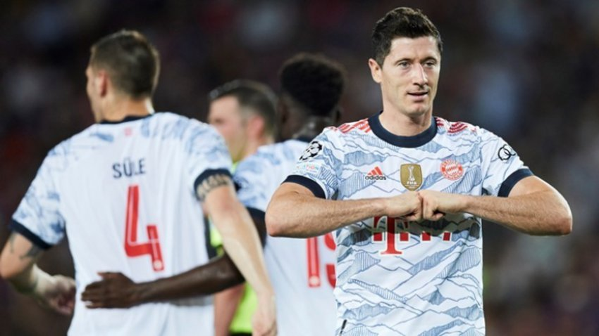 Champions League: «Παρέλαση» της Μπάγερν στο «Καμπ Νου» - Γκολ και highlights της 1ης Αγωνιστικής