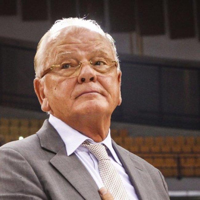 Ντούσαν Ίβκοβιτς: Πέθανε ο προπονητής θρύλος - Το «αντίο» του κόσμου του μπάσκετ