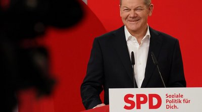 Γερμανία: Βιώσιμη κυβέρνηση και πέραν αυτής της κοινοβουλευτικής περιόδου θα επιδιώξει να σχηματίσει ο Σολτς