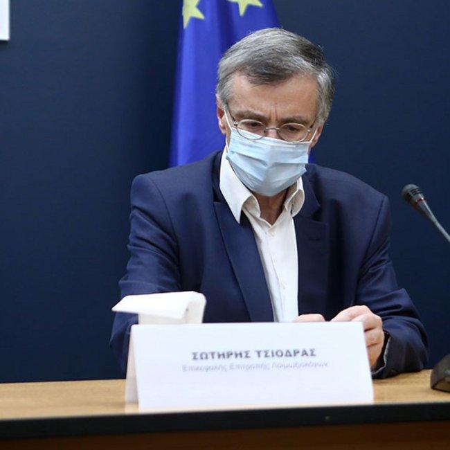 Ανησυχητική πρόβλεψη Τσιόδρα: Πόσα χρόνια θα χρειαστούν για να αντιμετωπίσουμε τις επιπτώσεις του κορωνοϊού