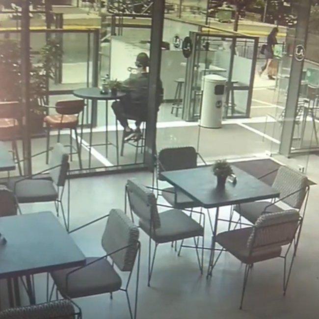 Μόνο στο Real.gr: Βίντεο ντοκουμέντο από τη δολοφονική απόπειρα στη Λεωφόρο Αλεξάνδρας