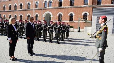 Ελλάδα-Αυστρία: Υπέγραψαν μνημόνιο κατανόησης για συνεργασία σε στρατιωτικά ζητήματα