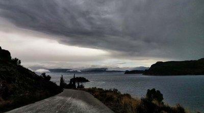 Meteo: Ισχυρές βροχές στην Εύβοια και τις Σποράδες - ΧΑΡΤΗΣ