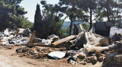 Σάμος: Κατεδαφίζεται το ΚΥΤ στο Βαθύ - Σε νέα κλειστή δομή οι 400 τελευταίοι διαμένοντες