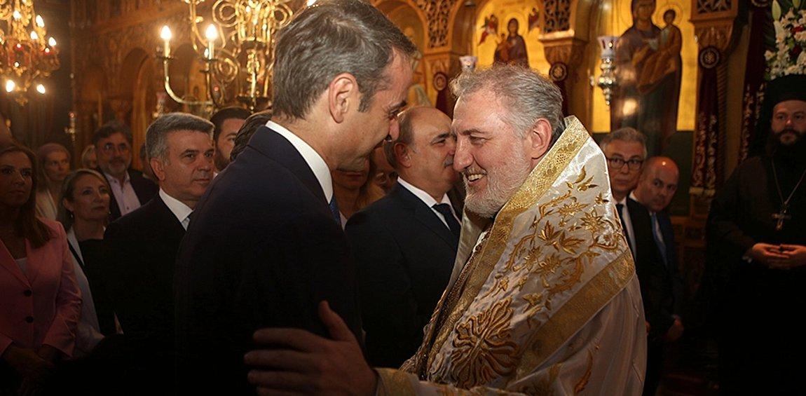 Ακυρώνεται η αυριανή ξενάγηση Μητσοτάκη από τον Αρχιεπίσκοπο Ελπιδοφόρο - Άγνωστο πότε θα συναντηθούν