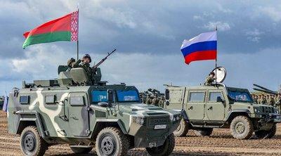 ΗΠΑ και Λιθουανία θα παρακολουθούν «στενά» το κέντρο στρατιωτικής εκπαίδευσης που δημιούργησαν Ρωσία και Λευκορωσία
