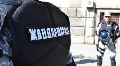 Σερβία-Κόσοβο: Σκηνικό έντασης με οδοφράγματα και ισχυρές αστυνομικές δυνάμεις